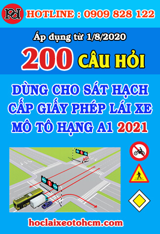 thi thử bằng lái xe máy a1 2021 8 bộ đề 200 câu hỏi