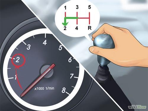 học lái xe ô tô số sàn chỉ trong 15 bước