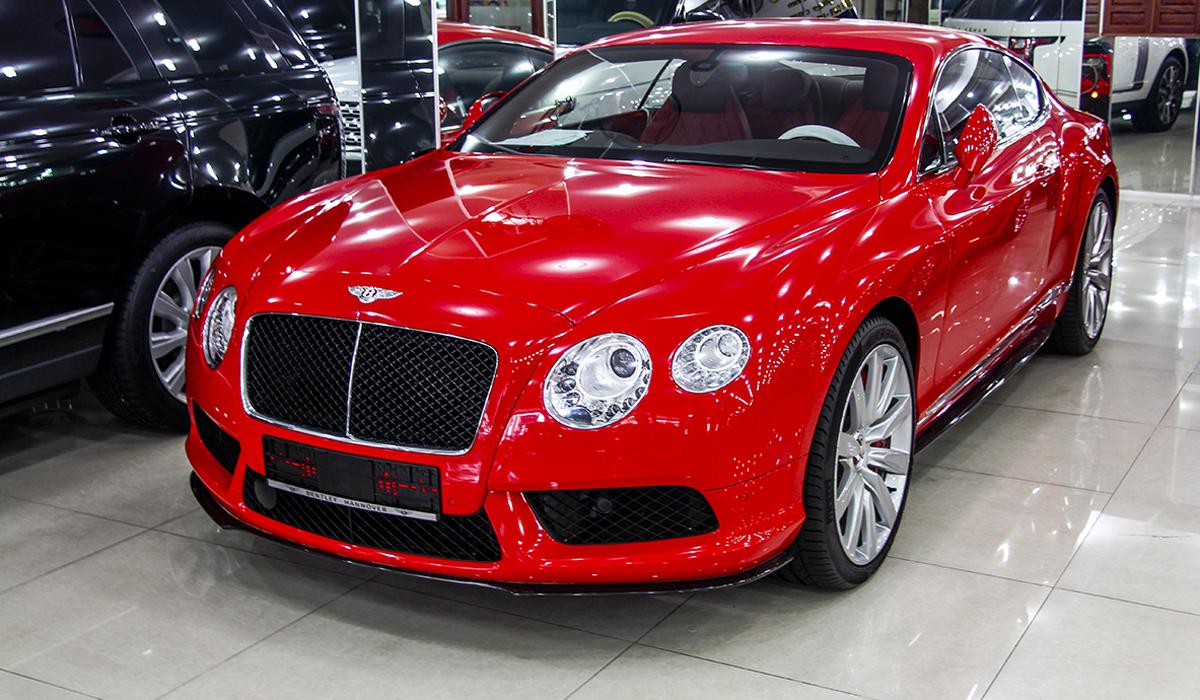 [Bentley Continental GT V8] Bentley Continental GT V8 của đại gia Sài Gòn 3743