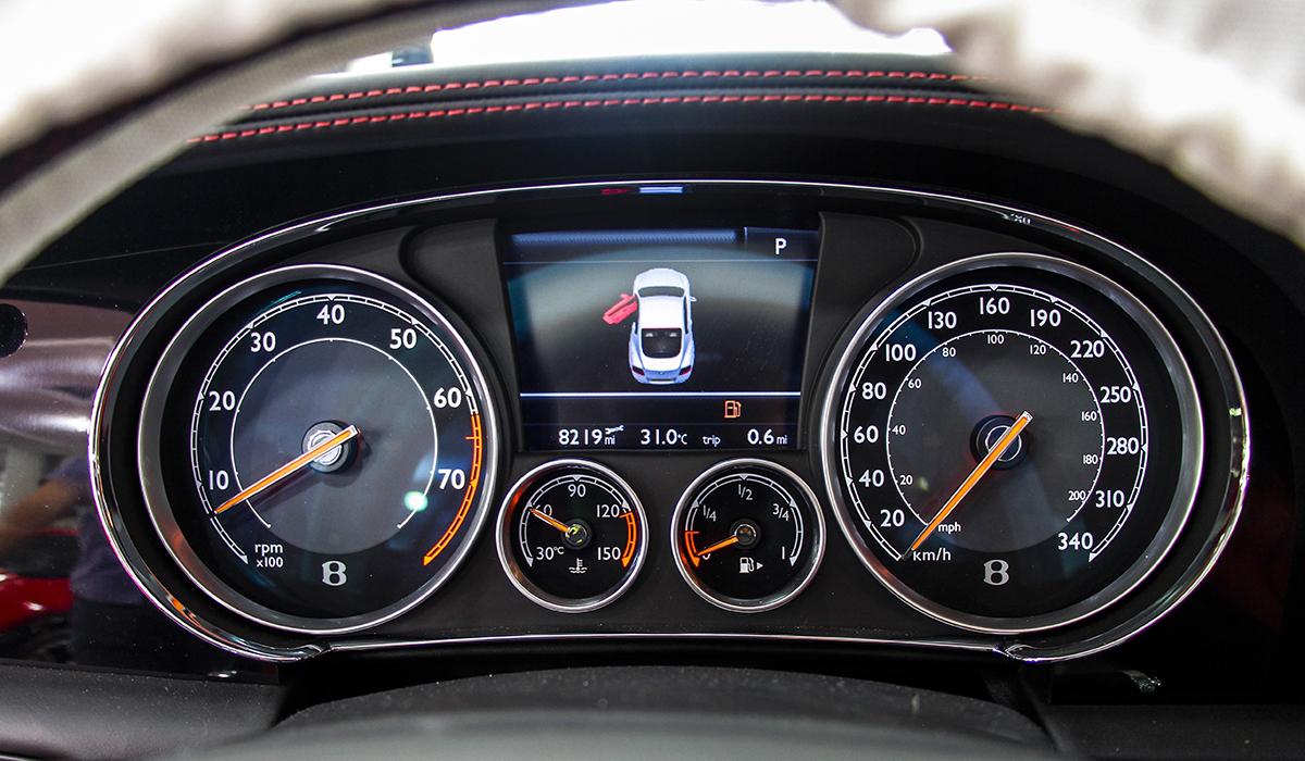 [Bentley Continental GT V8] Bentley Continental GT V8 của đại gia Sài Gòn 3752