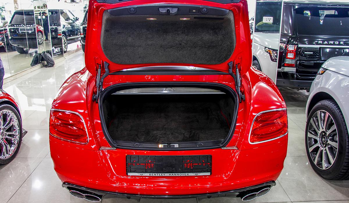 [Bentley Continental GT V8] Bentley Continental GT V8 của đại gia Sài Gòn 3754