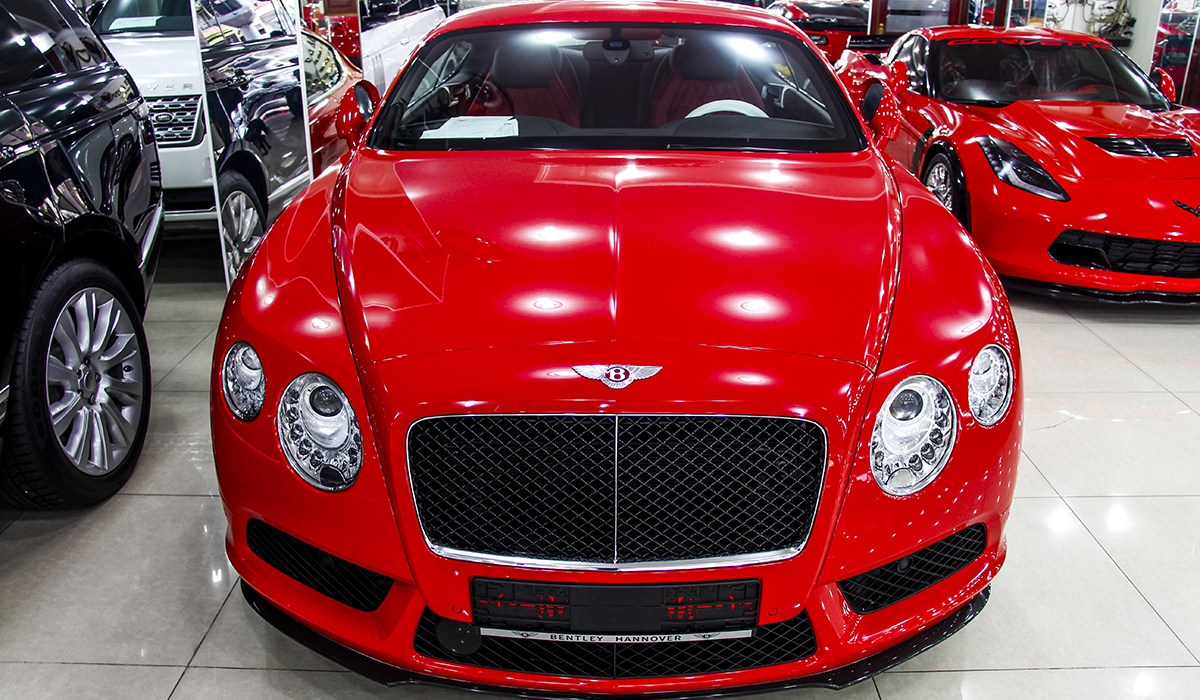 [Bentley Continental GT V8] Bentley Continental GT V8 của đại gia Sài Gòn 3744