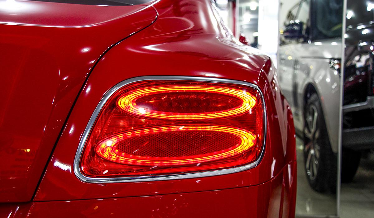 [Bentley Continental GT V8] Bentley Continental GT V8 của đại gia Sài Gòn 3746