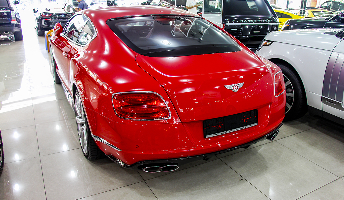 [Bentley Continental GT V8] Bentley Continental GT V8 của đại gia Sài Gòn 3747