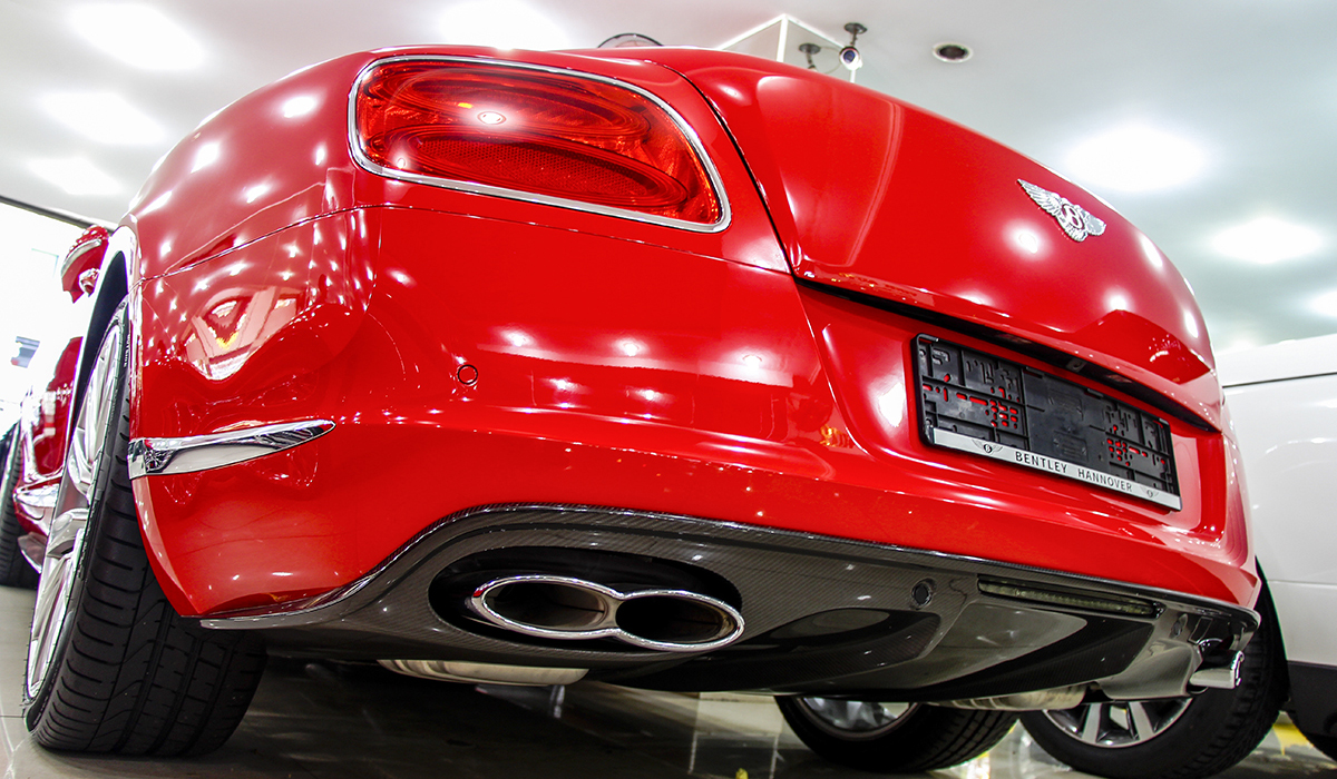 [Bentley Continental GT V8] Bentley Continental GT V8 của đại gia Sài Gòn 3748