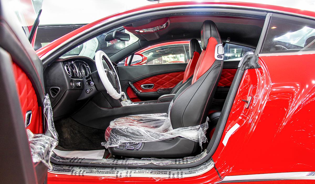 [Bentley Continental GT V8] Bentley Continental GT V8 của đại gia Sài Gòn 3749