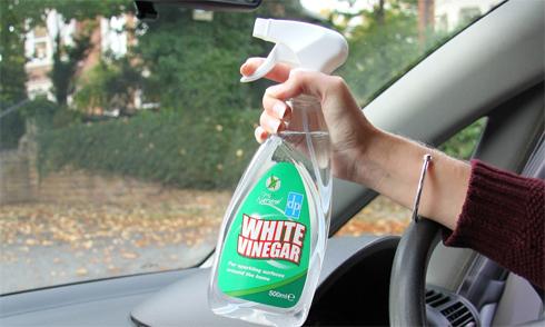 [Giấm] Công dụng của giấm trắng với xe hơi 3821