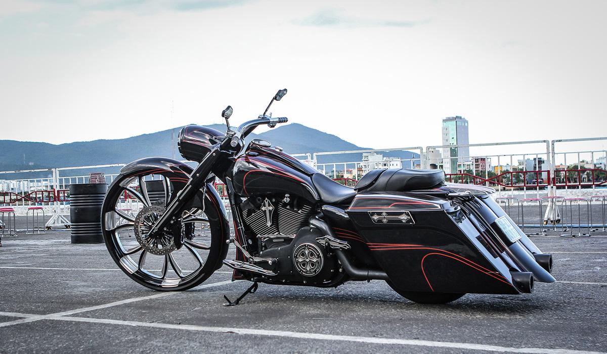 [Harley-Davidson] Xế độ đẹp nhất Vietnam Bike Week 2016 3827