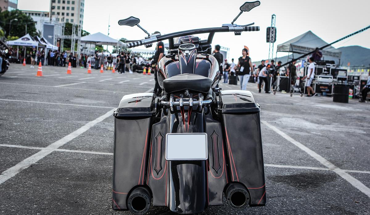 [Harley-Davidson] Xế độ đẹp nhất Vietnam Bike Week 2016 3828
