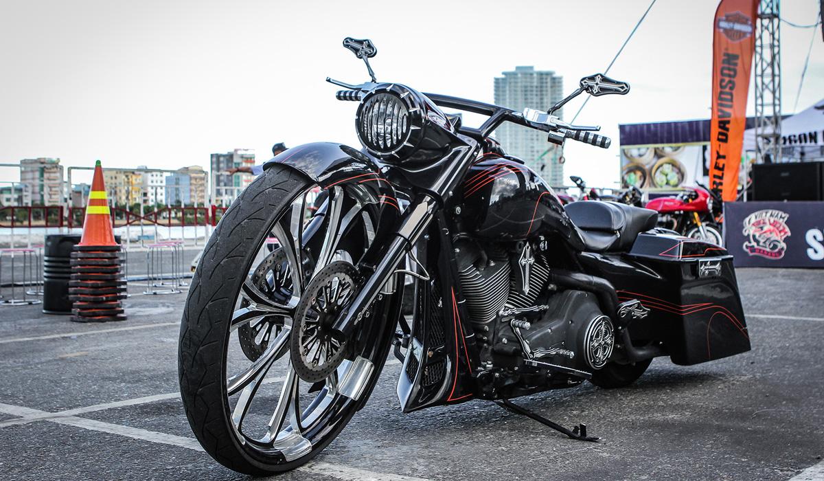[Harley-Davidson] Xế độ đẹp nhất Vietnam Bike Week 2016 3829
