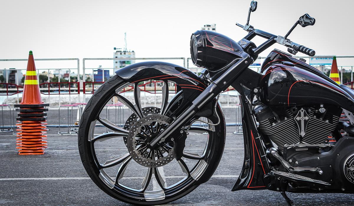 [Harley-Davidson] Xế độ đẹp nhất Vietnam Bike Week 2016 3831