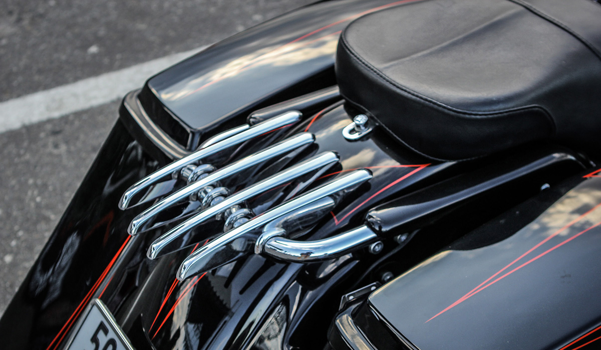 [Harley-Davidson] Xế độ đẹp nhất Vietnam Bike Week 2016 3833