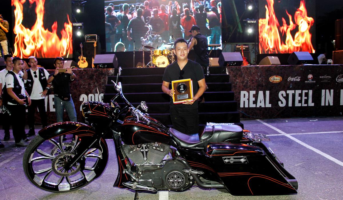 [Harley-Davidson] Xế độ đẹp nhất Vietnam Bike Week 2016 3834