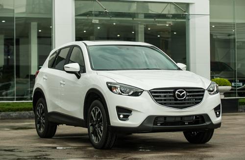 [Mazda CX-5] Mazda CX-5 giảm 40 triệu - thêm áp lực cho CR-V tại Việt Nam 3816