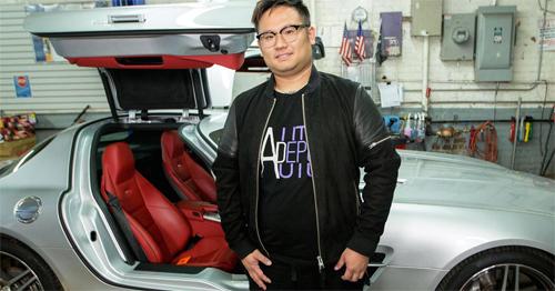 [Siêu xe] Người chuyên bán siêu xe cho du học sinh Trung Quốc ở Mỹ 3848