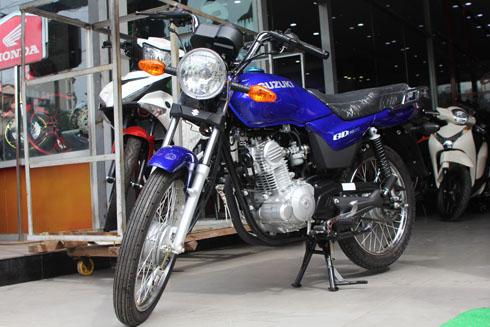 [Suzuki GD110] Suzuki GD110 – côn tay giá 47 triệu tại Việt Nam 3860