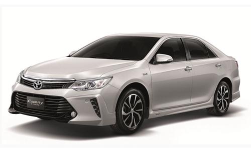 [Toyota Camry] Toyota Camry 2016 nâng cấp giá từ 40.200 USD 3852
