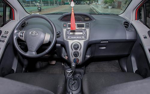 [Toyota Yaris] Toyota Yaris cũ - xe 'lành' cho phụ nữ Việt 3725