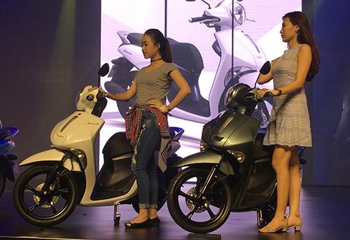 [Yamaha Janus] Yamaha ra mắt xe tay ga Janus giá 27,5 triệu đồng tại Việt Nam 3824
